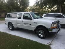 My 1999 Ranger XLT
