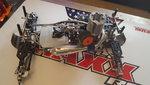 DUH Engineering Hybrid Titan with Flexteks