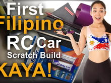 This is the thumbnail I created for the Youtube video of the First Filipino RC Car! https://youtu.be/XpWQmx83v5Y