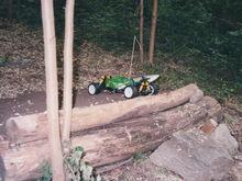 Korea RC hill climb staging and start circa A.D. 1999