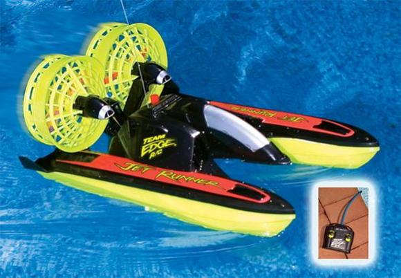 jet runner rc fan boat