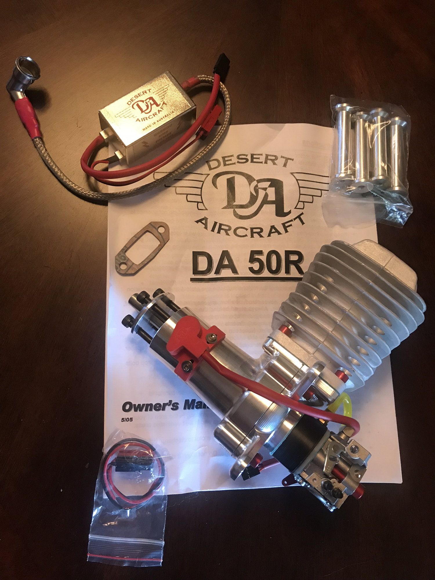 Da 50cc Engine Desert Aircraft Rcu Forums