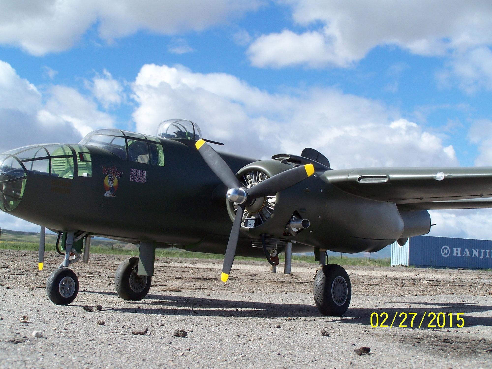 FOR SALE B-25, Ziroli, 101