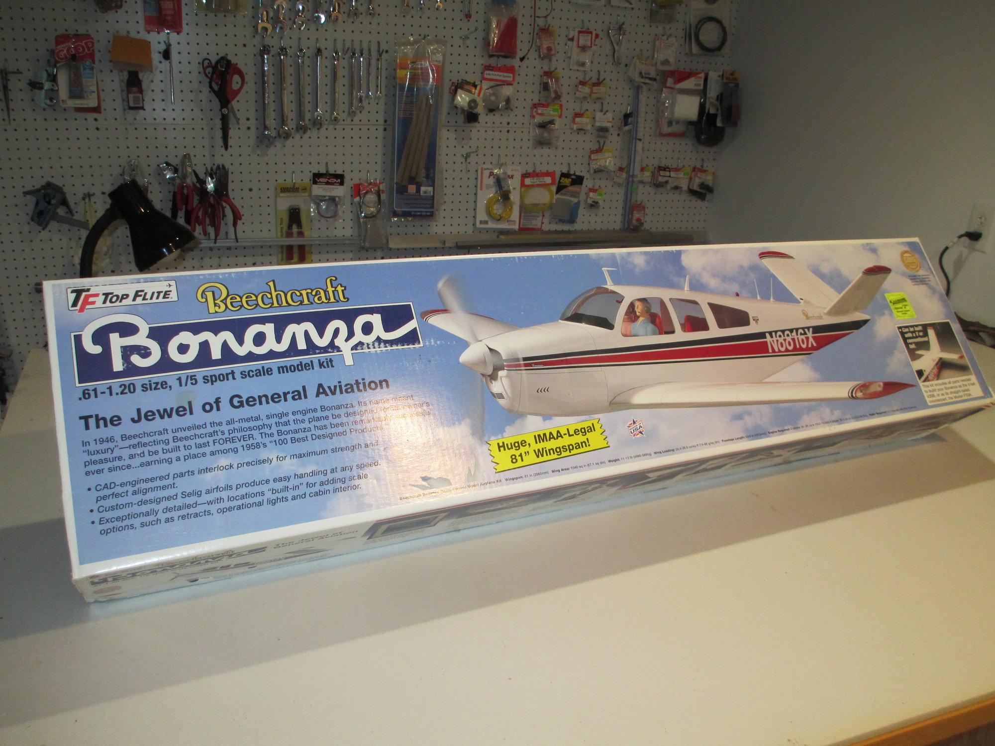 TF Beechcraft Bonanza F33A Build - RCU Forums