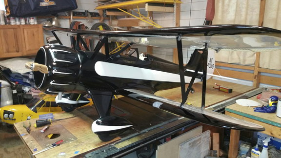 Phoenix model 1/4 scale Waco - RCU Forums
