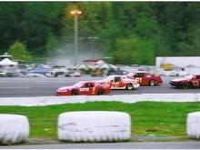 90 240SX, Z-24 bottom end, KA head. Two time NASCAR Champion