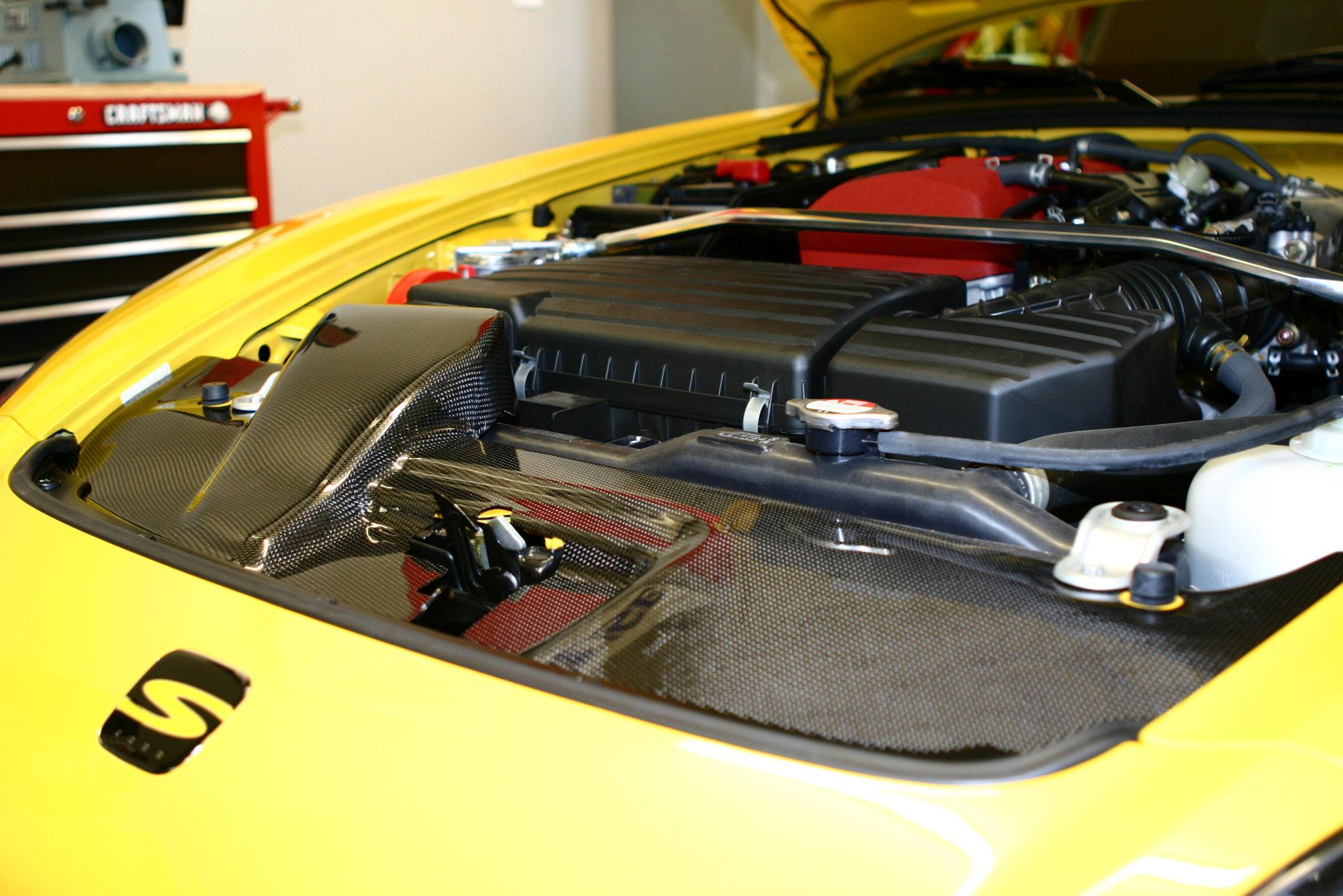 Honda Wilmington Nc >> Anyone have a carbon fiber radiator cover? - S2KI Honda ...