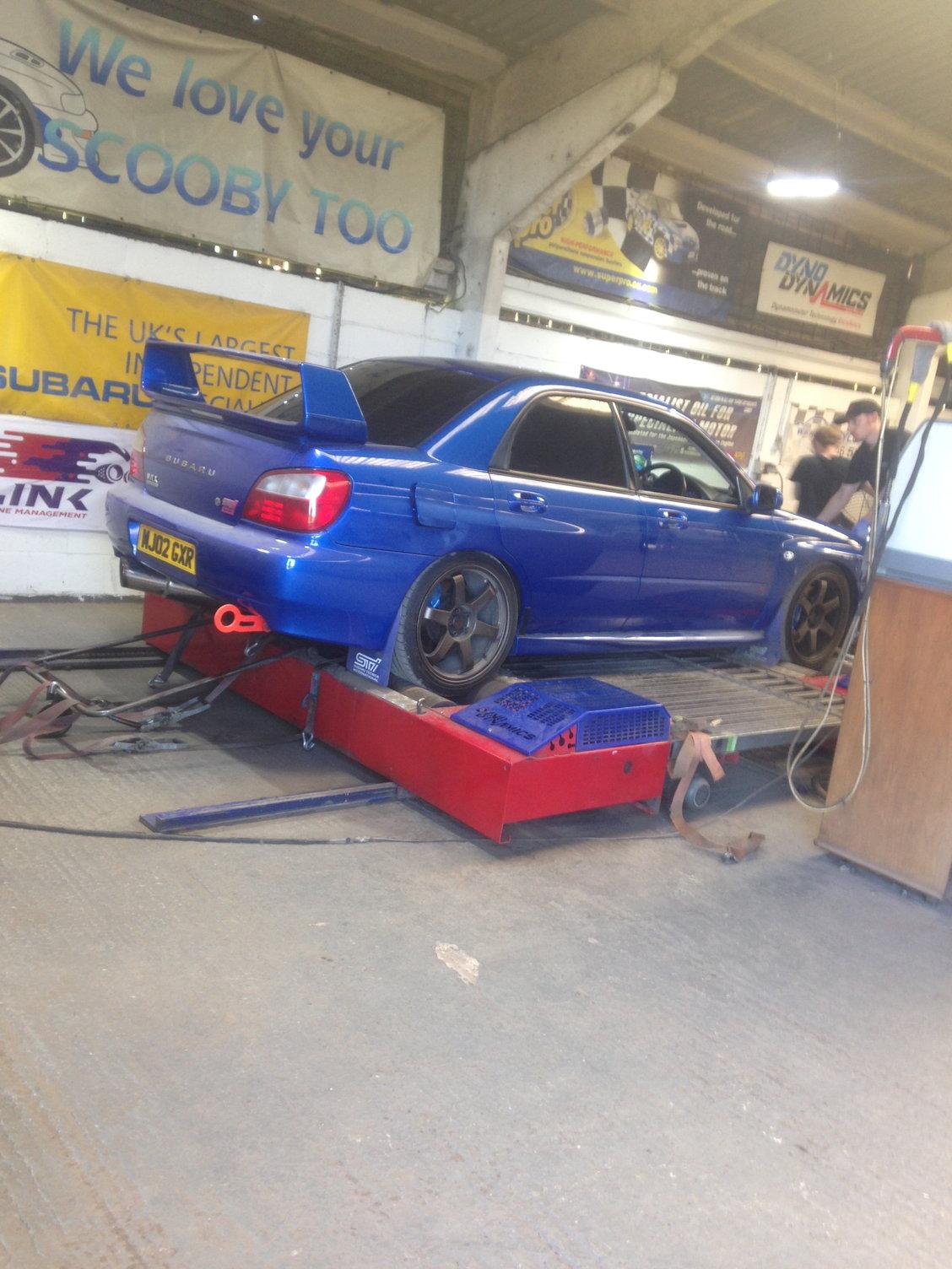 Subaru wrx sti Prodrive style - ScoobyNet com - Subaru