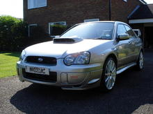 2005 Type UK STi PPP