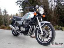 1982 Yamaha XJ650RJ Seca