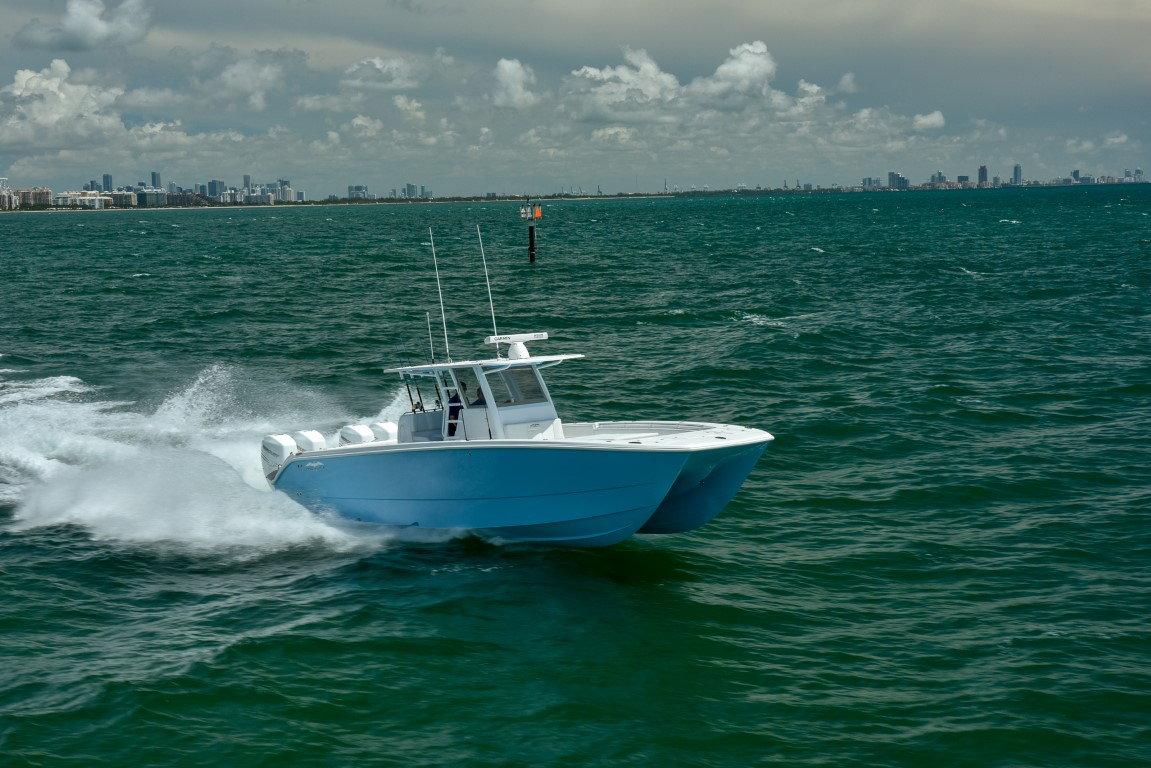 2019 Invincible 37 Catamaran - The Hull Truth