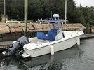 2001 EdgeWater 225 CC w/ 2006 Yamaha F225 - My current boat