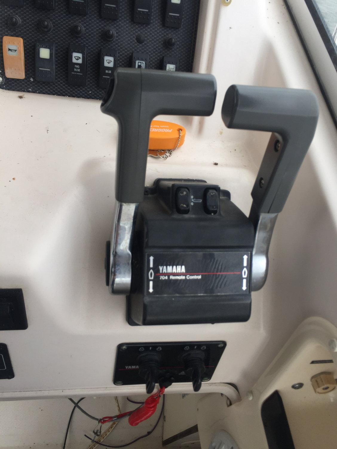 Yamaha 704 Remote Control Manual Quicksilver Trim Wiring ... on