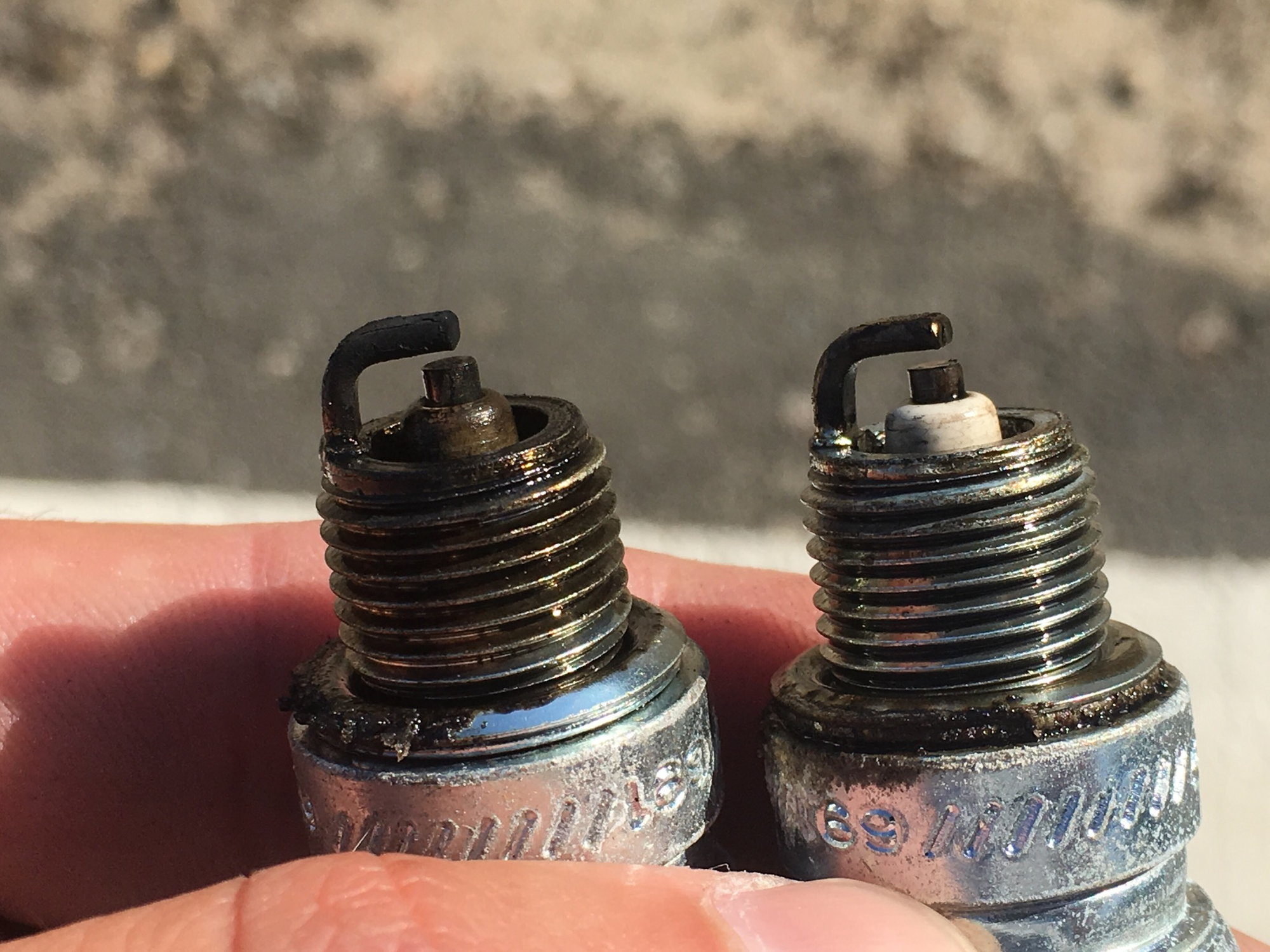 Spark Plug Misfire >> Chasing Down A Misfire The Hull Truth Boating And