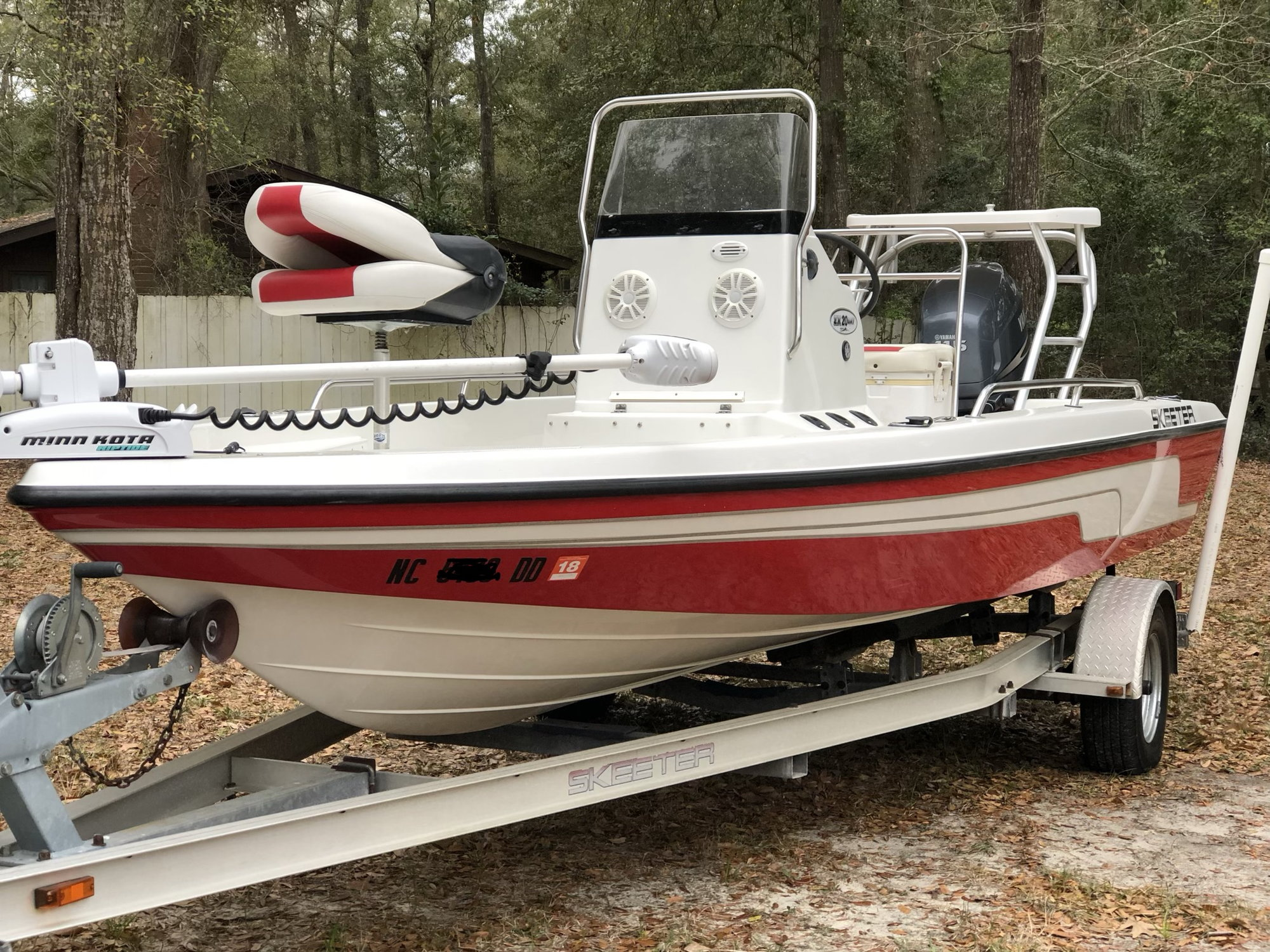 2005 Skeeter Zx20 Bay Sold        - The Hull Truth