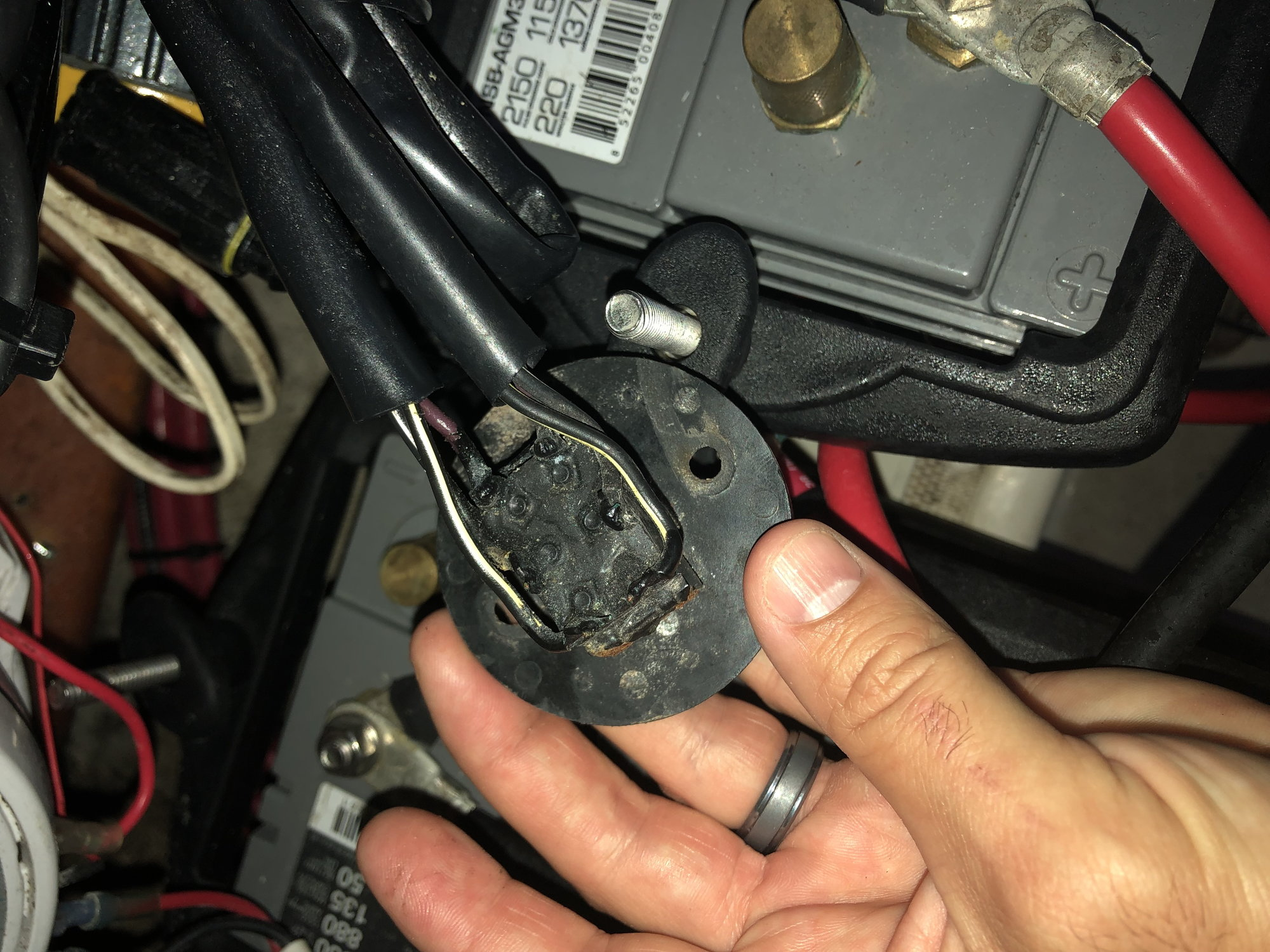 Mercury kill switch wiring question - The Hull Truth - Boating and Fishing  ForumThe Hull Truth