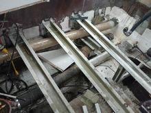 Pultruded fiberglass deck framing