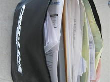 I have every receipt, manual, scrap of paper related to the boat since purchase.