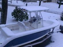 Snow - November 8, 2012