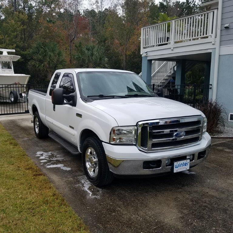 sold  ford  lariat super cab wd  hull
