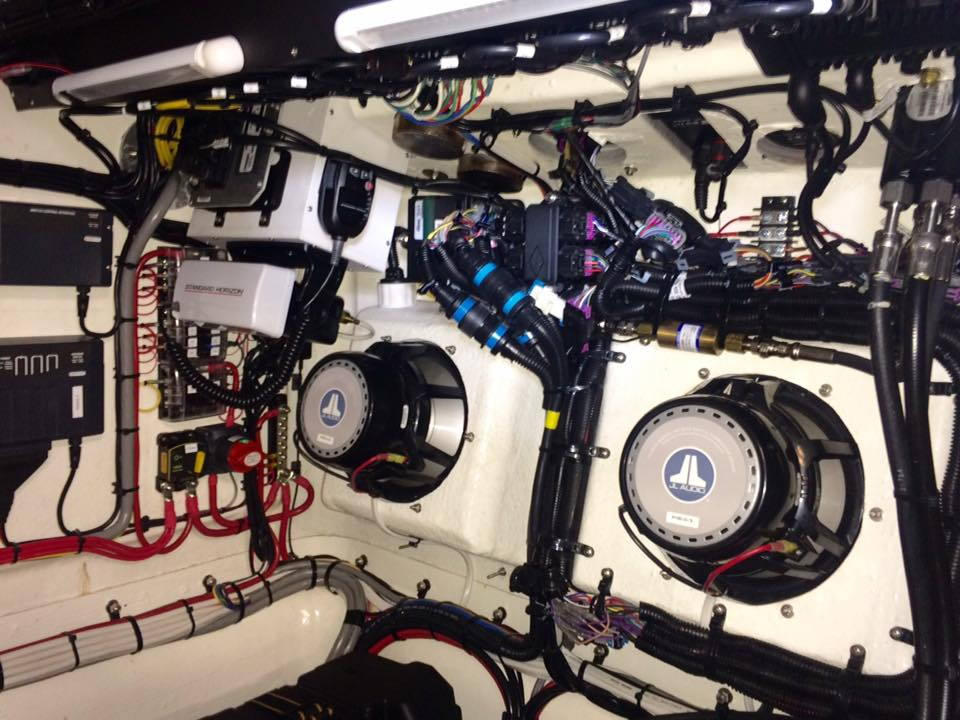 Wiring Together With Boat Wiring Diagram On Bayliner Boat Wiring