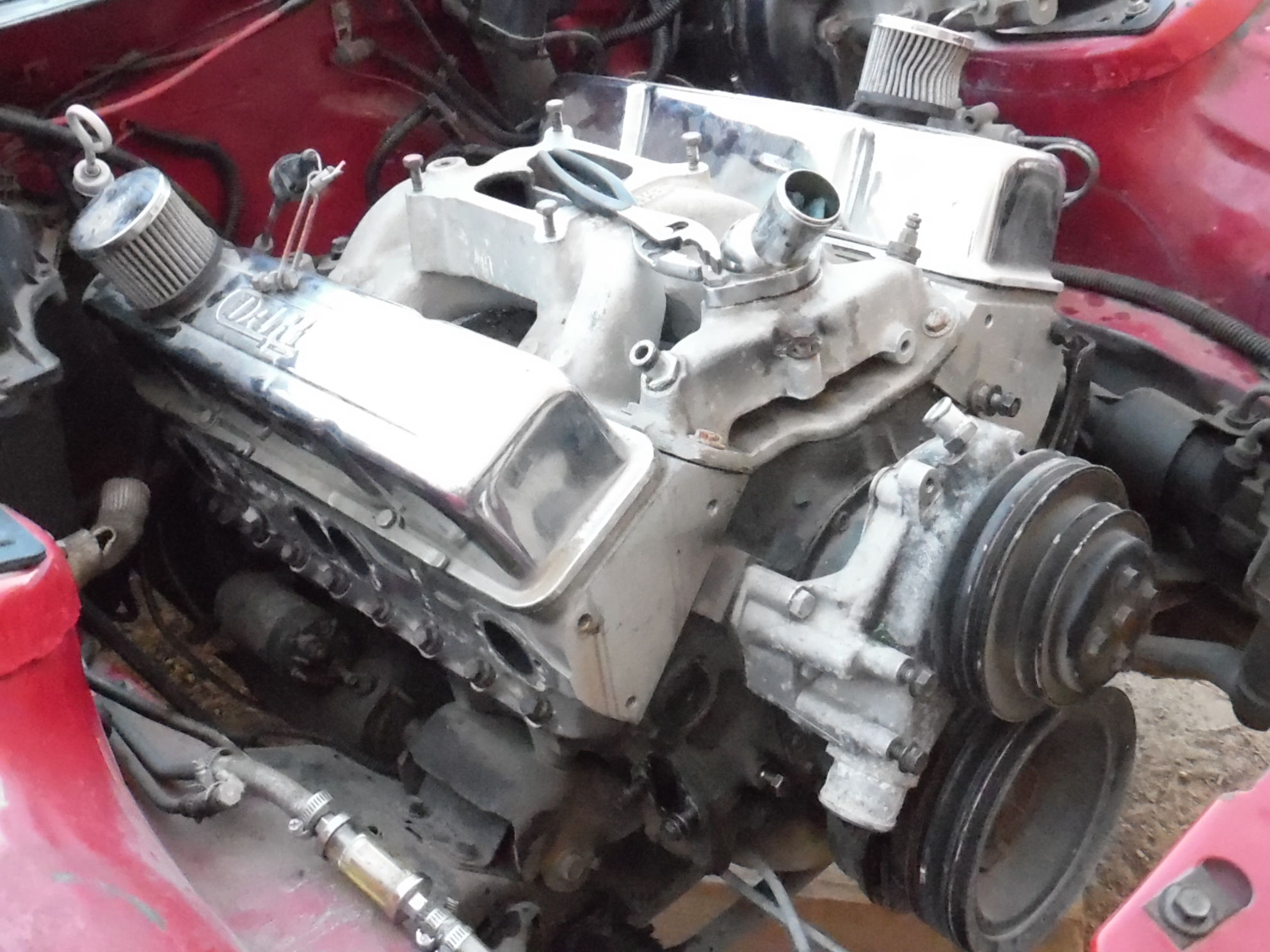 84 z28 build and lookin for info on 383 stroker third generation got most the parts off to ease removal headers are a pain 18 of a turn from top side 18 a turn from the bottom side defiantly going to look for a malvernweather Gallery