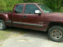 Whole truck the day i bought it... for $600
