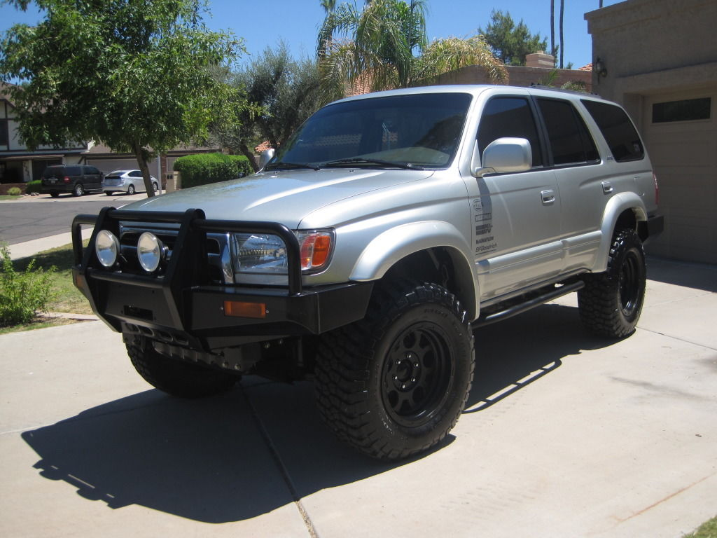 Charcoal Canister Needs Replaced At 65000 Miles Yotatech Forums 2001 Toyota 4runner Fuel Filter Location Option B Rear Only 12 Suspension Lift Rebuild Racerunner 20 Sway A Way Coils