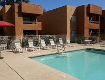 Image Of Dimension On 27th Formerly Desert Place Apartments In Phoenix Az