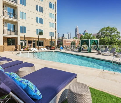 Exceptionnel Image Of Presley Uptown Apartments In Charlotte, NC