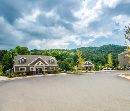 University Place Apartments Cullowhee Nc