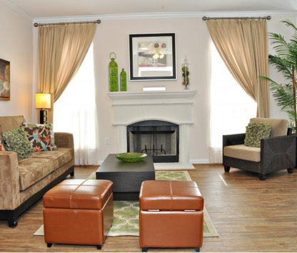 Charming Image Of San Paloma Apartments In Houston, TX