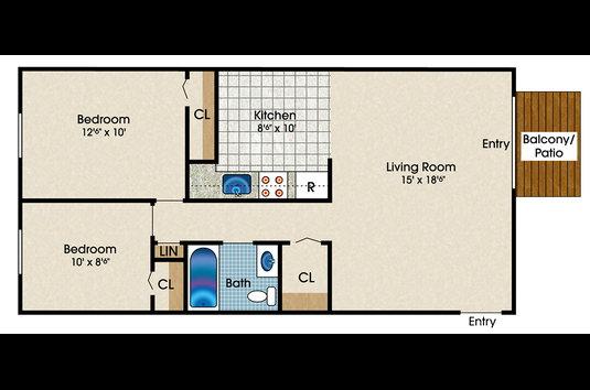 New Orleans Park Apartments Review - 4411340 | Secane, PA ...