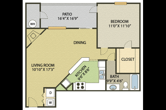Springfield Apartments Review - 4520101 | Durham, NC ...