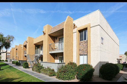 Marvelous Image Of Sorrento Apartments (formerly Dobson Village) In Mesa, AZ