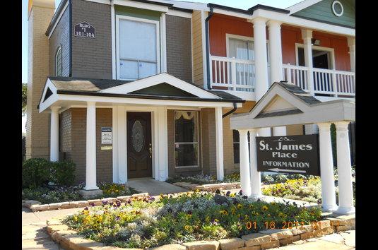 St James Place Apartments Houston Tx