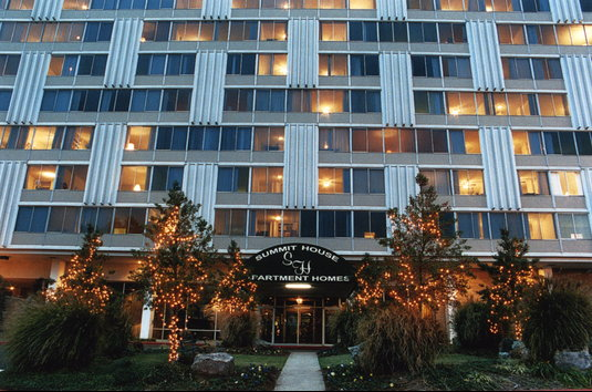 Image Of The Highland Midtown (formerly Summit House) In Little Rock, AR