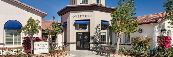 Overture Riverwalk Apartments