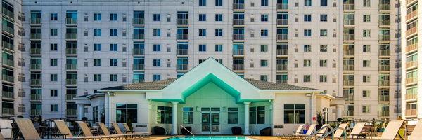 The Cosmopolitan Apartments