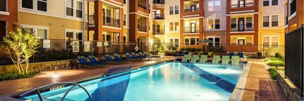 4000 Hulen Urban Apartment Homes
