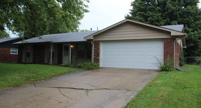 Image of 2529 Constellation Drive in Indianapolis, IN