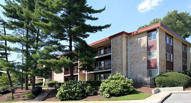 Image Of The Bradford Apartments In Hagerstown Md