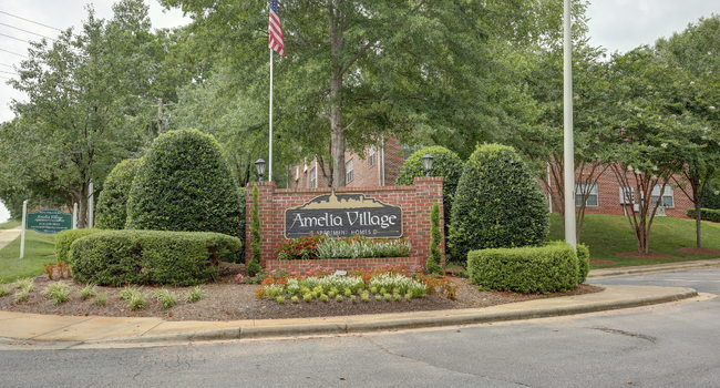 Welcome Home to Amelia Village in Clayton, NC