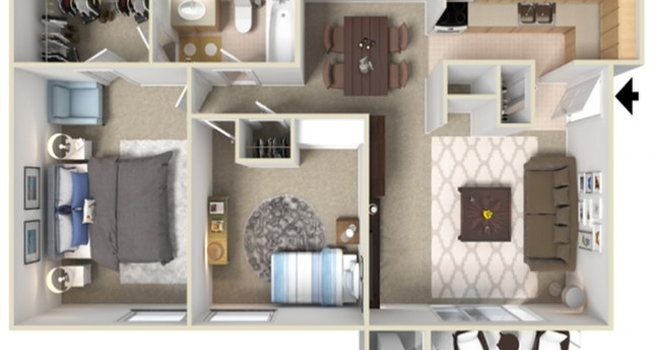 Fairway Trails - 43 Reviews   Ypsilanti, MI Apartments for ...