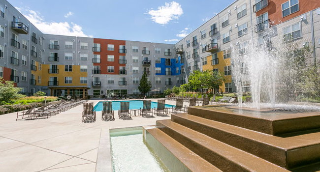 Image Of Ballpark Lofts Apartments In Denver Co