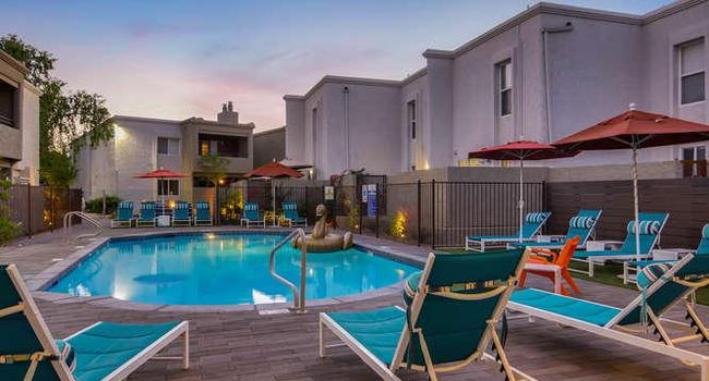 The Cortesian Apartments - 171 Reviews | Scottsdale, AZ ...
