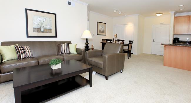 Spacious Living Room | Piero Apartments