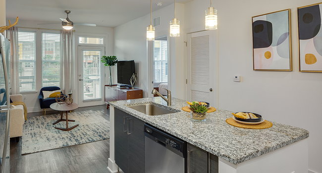 Oversized Kitchen Islands with Granite Countertops