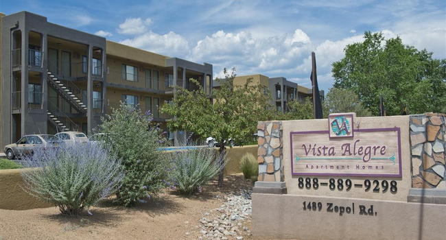 Image Of Vista Alegre Apartments In Santa Fe Nm