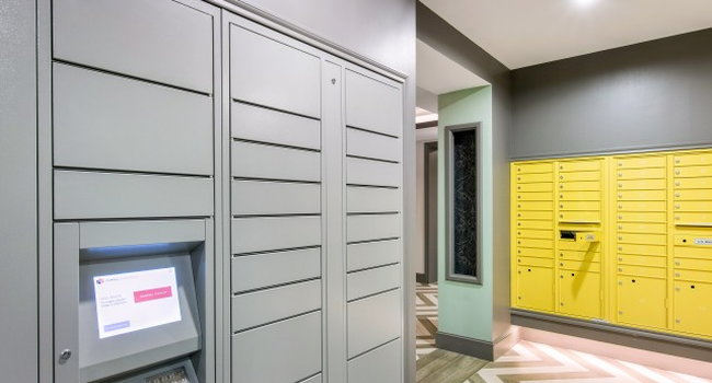 You've Got Mail at 555 Ross Apartments!